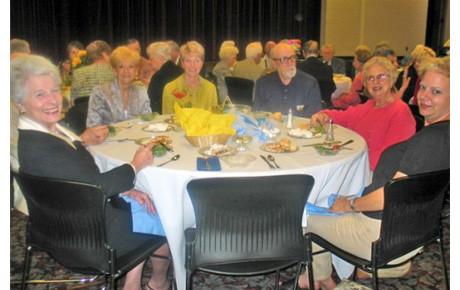 The Annual Senior Citizen Dinner