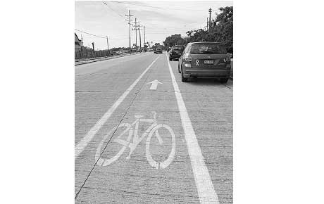 Melrose Park Completes North Avenue Bike Path