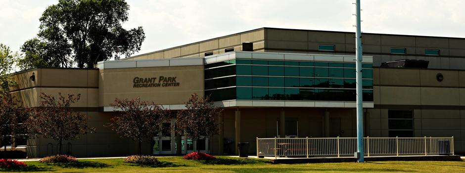 Grant Park building